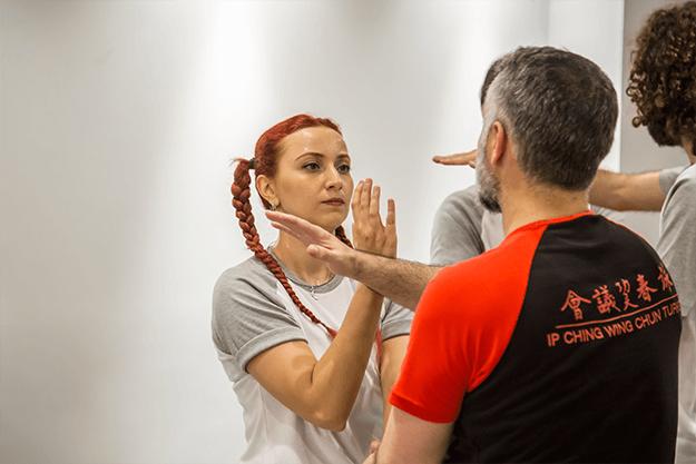 Gymplus Spor Salonu Wing Chun Eğitmenler